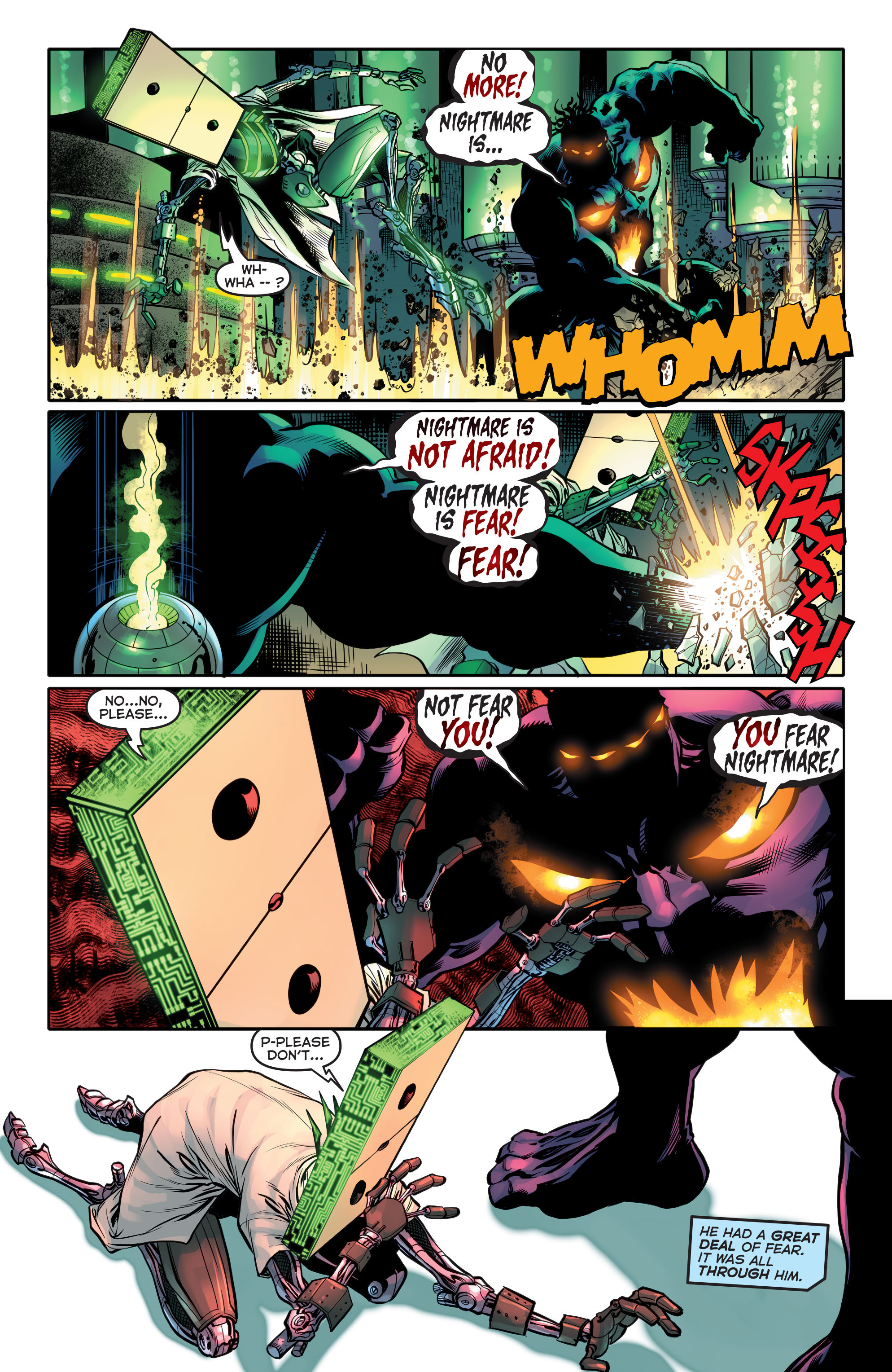Read online Astro City comic -  Issue #31 - 21