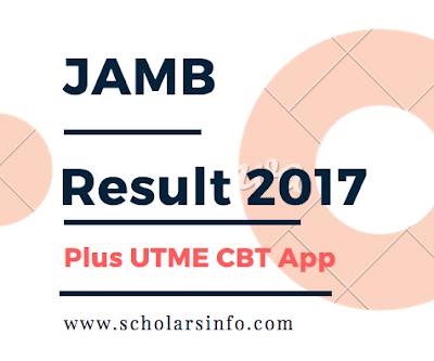 JAMB Result 2017