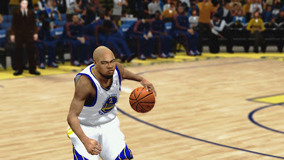 NBA 2K13 Jarrett Jack Warriors Playoffs Update