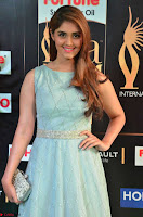 Surabhi Beautiful Smile at IIFA Utsavam Awards 2017  Day 2 at  13.JPG