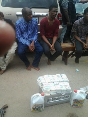 Friends Who Use Fake Dollars To Dupe People Arrested In Lagos