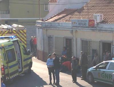 Junta e câmara estudam solução para travar mais atropelamentos em troço perigoso no centro de Alcabideche