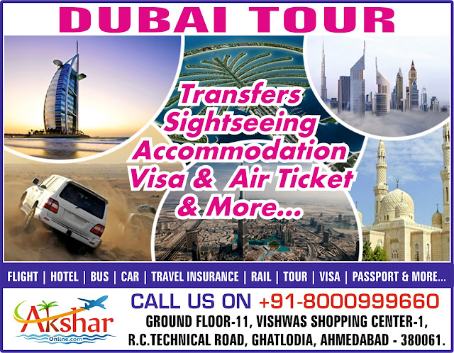 aksharonline.com, akshar infocom, dubai city tours, akshar tours and travels, akshar travel services, dubai package, dubai hotel, dubai services, visa, activities,  Dubai City Tour Desert Safari Dhow Cruise Burj Khalifa Tour Red Dune Safari Ras Al Khaimah Desert Safari from Dubai Chrysler Limo Ride with Burj Khalifa At the Top Aqua Venture and Lost Chambers Dubai Hotels Abudhabi City Tour Ferrari Park Mono Rail Ride Musandam Dibba Tour Kayaking in Dubai Sea Plane Tour Dubai IMG Worlds of Adventure Dolphinarium Show Marina Dhow Cruise New Year Celebration In Desert Ruster Cruise Sea Wings Sea Plane Adventure Hatta Mountain Safari Dubai Aquarium and Underwater Zoo Fly Boarding Dubai Jetovator Tour Dubai Dubai Parasailing Yas Water Park Yas Water World from Dubai Yellow Boat Ride Hummer Safari Horse Riding Sharjah City Tour Al Ain City Tour Dubai Mall Kidzania Dubai Fountain Show and Lake Ride Dubai Parks and Resorts Wild Wadi Wonder Bus Big Bus Tour Dubai Banana Boat Ride Motiongate Dubai Love Boat Dubai Valentines Party at Dubai Marina Bollywood Parks Dubai Legoland Dubai Fly Fish Donut Ride Dubai Escape Hunt Dubai Camel Riding Seabreacher in Dubai Legoland Water Park Rajmahal Theatre Bollywood Parks Dubai Hub Zero Indoor Gaming Hatta Mountain Safari James Bond Exhibition Dubai Dreamland Aqua Park Chrysler Limousine Ride Dubai Scuba Diving Tour Bird Show Shopping Tour Ski Dubai / Snow Park Hot Air Balloon Glow Garden Butterfly Garden IceLand WaterPark Dolphin Scuba Drive Helicopter Ride & More... 8000999660, 9427703236