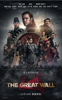 Rekomendasi film terbaru februari the great wall