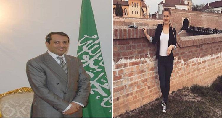 قرار عاجل من السعودية الآن إثر قتل سفيرها لطالبة رومانية بعد إغتصابها