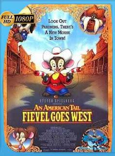 Fievel va al Oeste 1991 HD [1080p] Latino [Mega] dizonHD