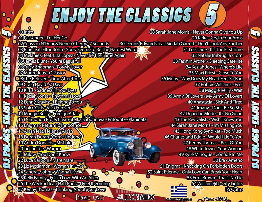 ENJOY THE CLASSICS 5 · DOWNLOAD 3dfda8ab636