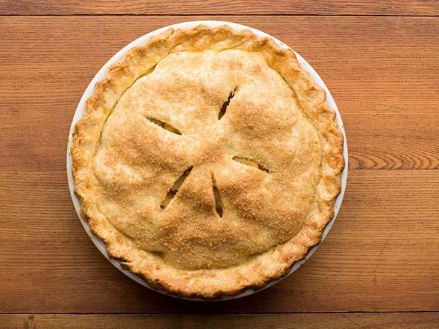 cuisine: Baked apple