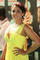 Madhu Shalini Looks Super Cute in Neon Green Deep Neck Dress at IIFA Utsavam Awards 2017  Day 2  Exclusive (41).JPG