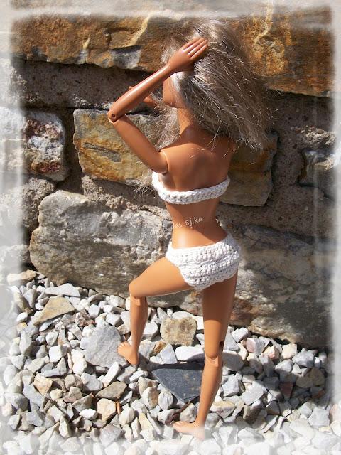 Bikini pour Barbie