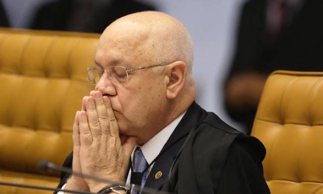 Corpo de Teori Zavascki será velado em Porto Alegre