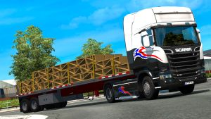 Manac 2 Axles trailers