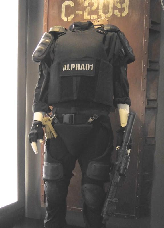 Rick Flag Suicide Squad movie costume