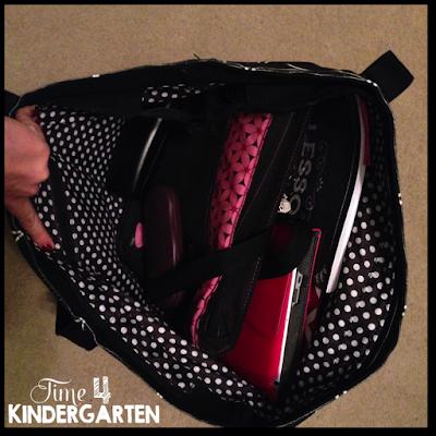Ultimate Teacher Tote bag, teacher work bag