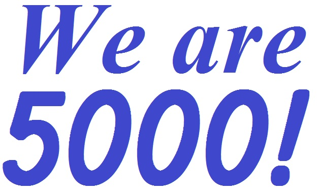 The Keratoconus Group on Facebook have over 5000 members now!