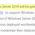 Windows Server 2019 ! Part 1