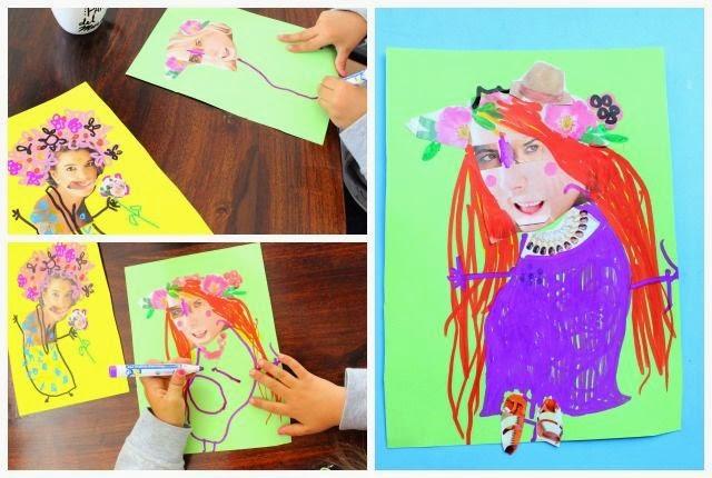 actividades gestation labrar el autocuidado linear unit niños de preescolar