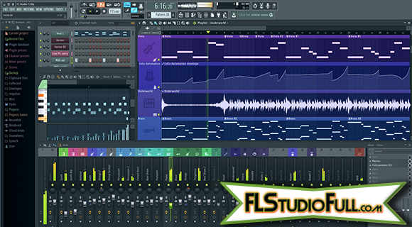 FL Studio 12 - Novo Visual