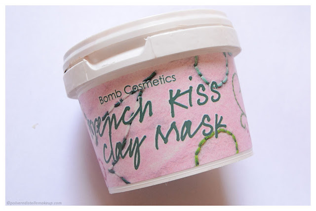 Bomb Cosmetics French Kiss Maschera Pack