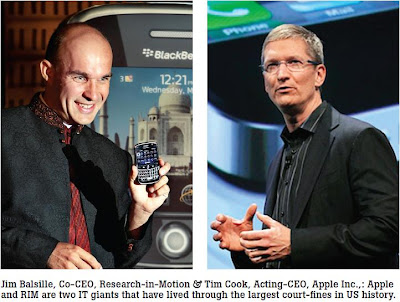 Jim Balsille & Tim Cook