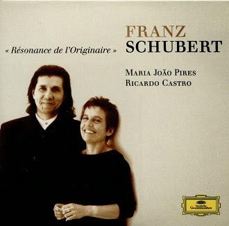 Schubert - Piano à 4 mains Titre