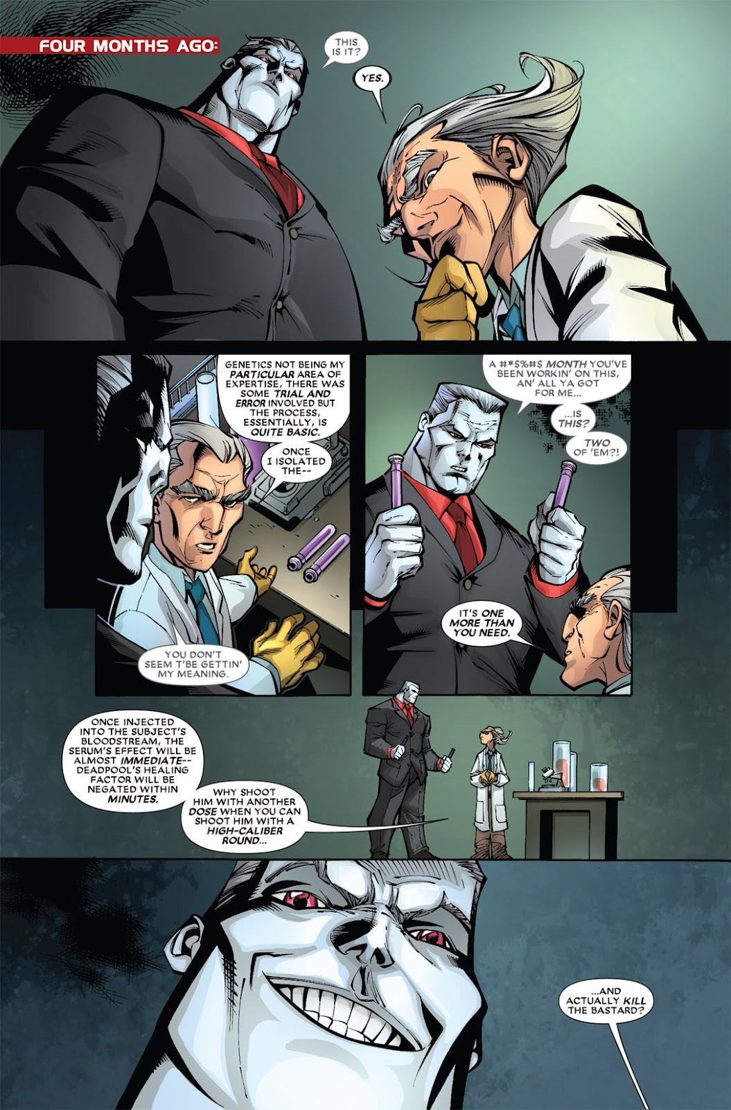 Read online Deadpool (2008) comic -  Issue #51 - 2