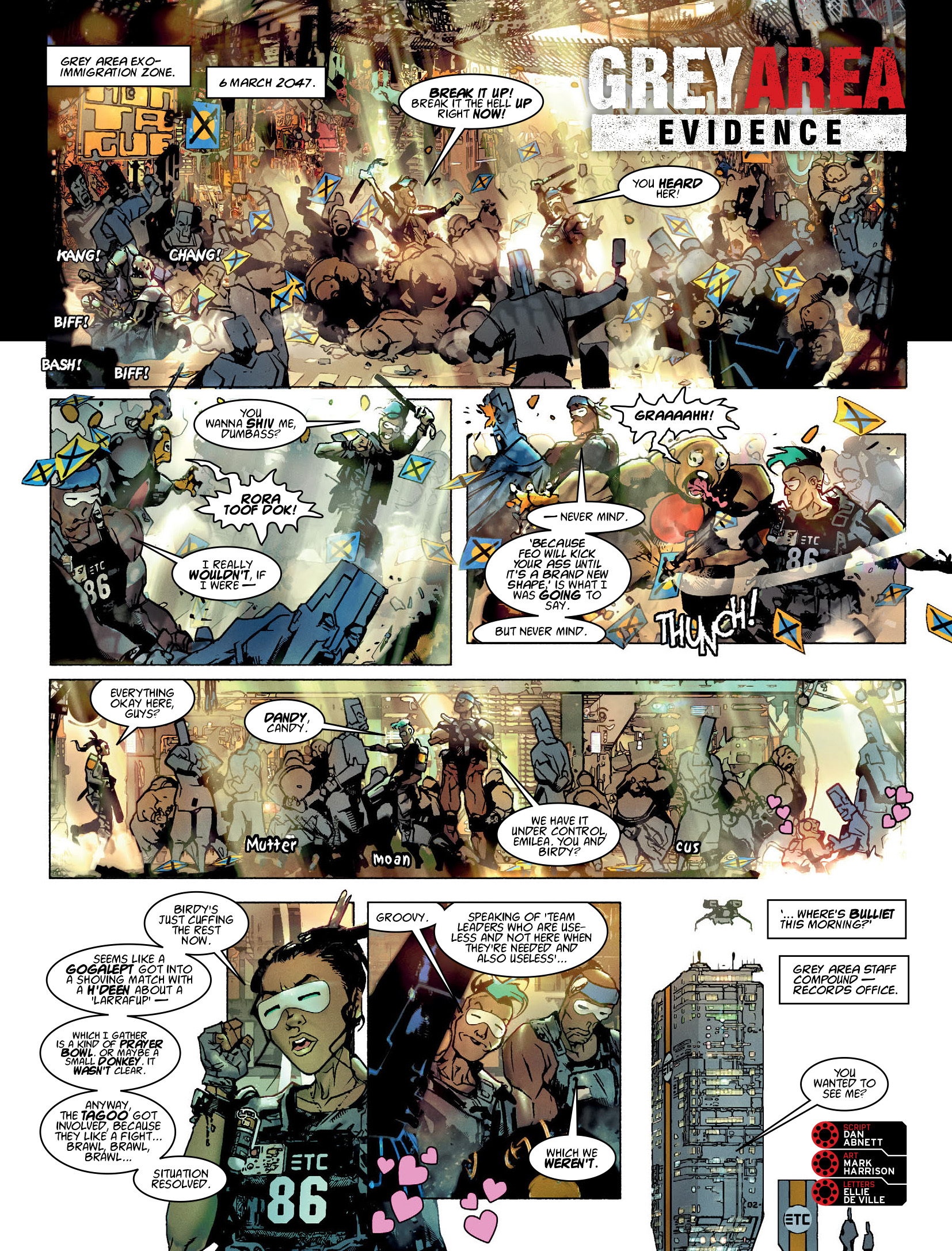 2000 AD 2097 Page 26