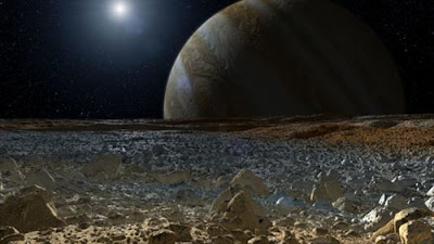A Nasa vai liberar informações sobre a vida extraterrestre nos satélites de Júpiter