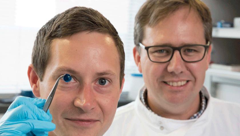 Científicos Crean La Primera Córnea Humana Impresa En 3D