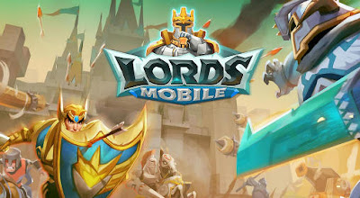 Lords Mobile APK +  Data Mod Unlock VIP 15 Latest Version
