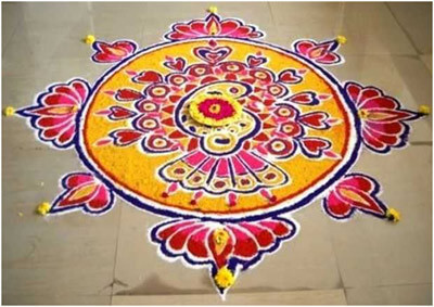 Special Ideas for Happy Holi Decoration