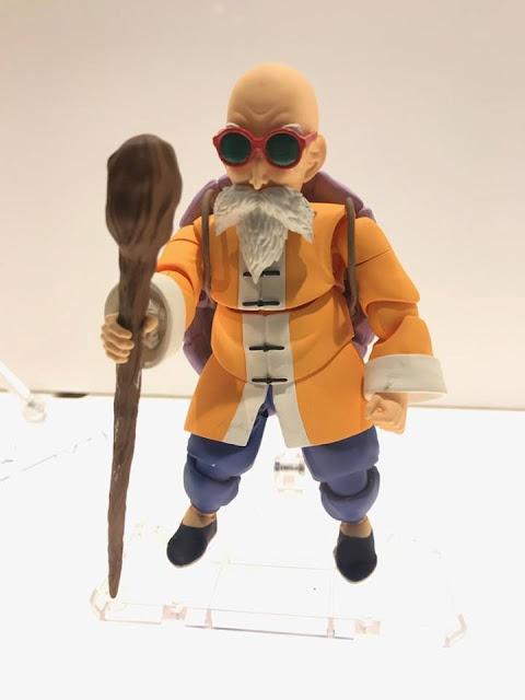 S.H.Figuarts Muten Roshi Kame Sennin de Dragon Ball