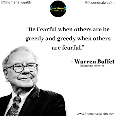 Warren Buffet quote Finomenal wealth