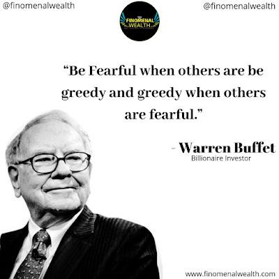 Warren Buffet quote Finomenal wealth