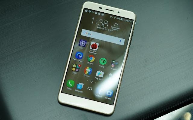 Harga Hp Android 3 Jutaan Asus Zenfone 3 Laser ZC551KL di Indonesia