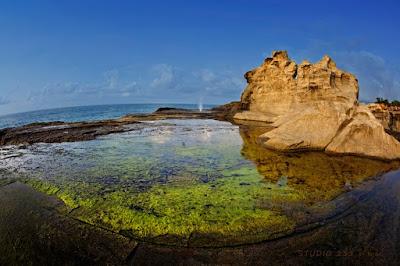 Wisata Pantai Klayar Jawa Timur