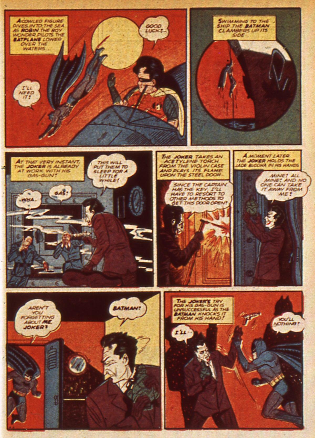 Read online Detective Comics (1937) comic -  Issue #45 - 13