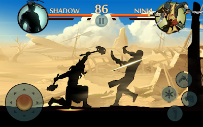 Shadow Fight 2 Apk v1.9.23  Mod (Unlimited Coins+Gems)
