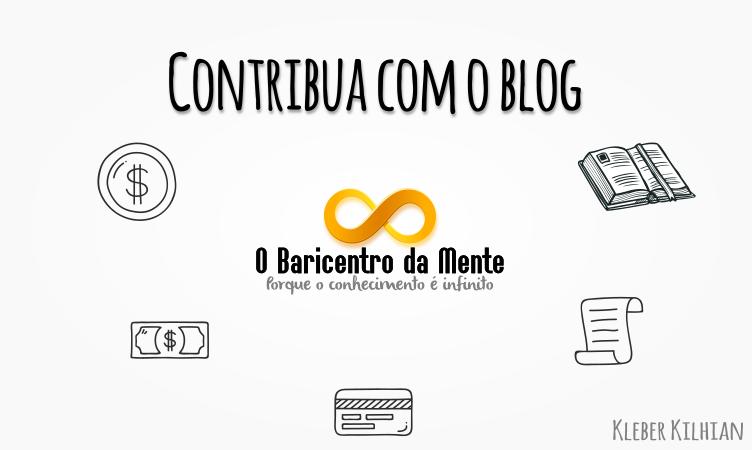 Contribua com o blog O Baricentro da Mente