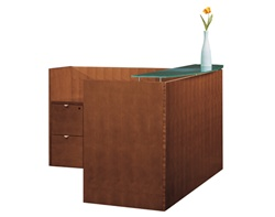 Cherryman Jade Series Reception Desk