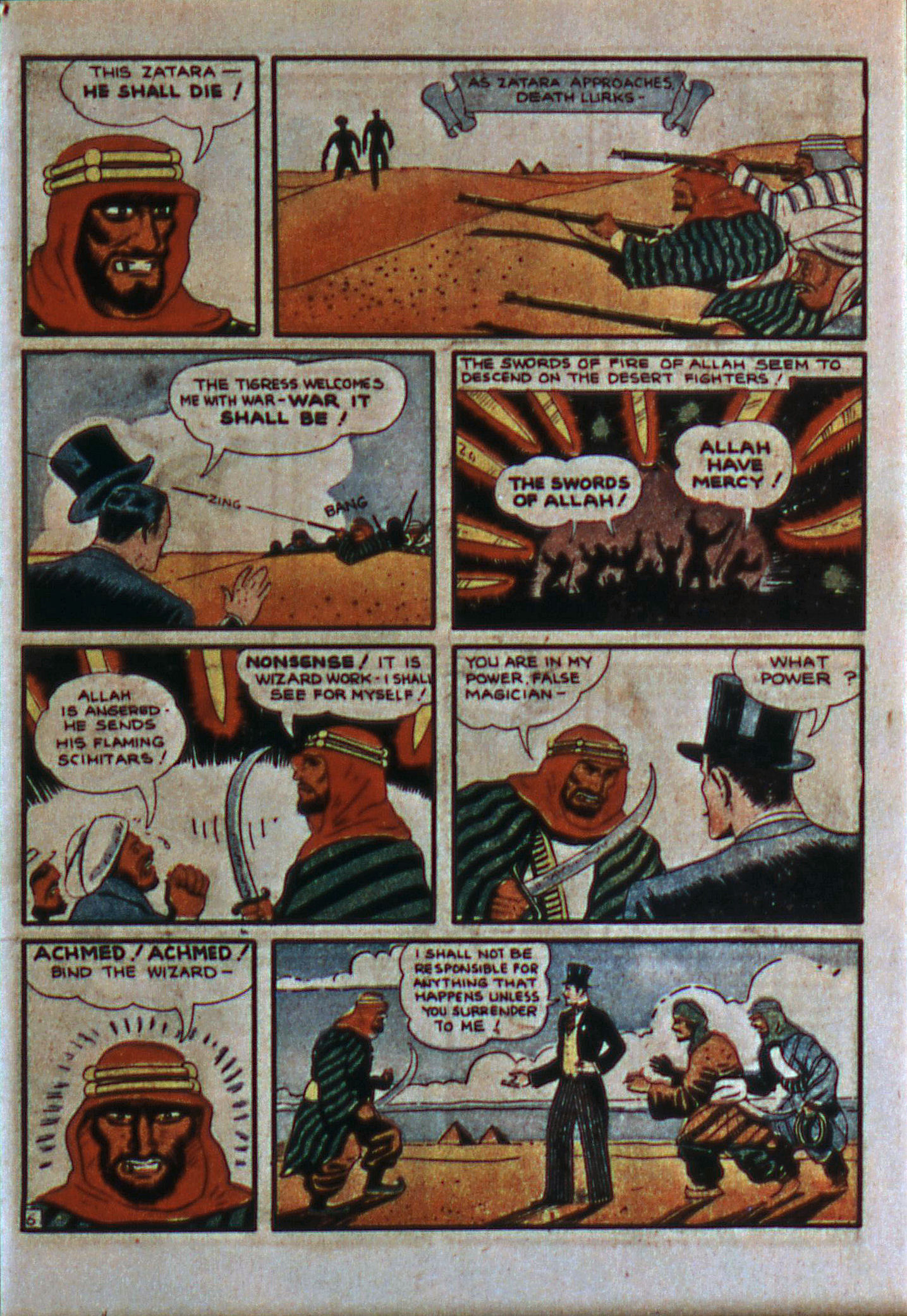Read online Action Comics (1938) comic -  Issue #6 - 59