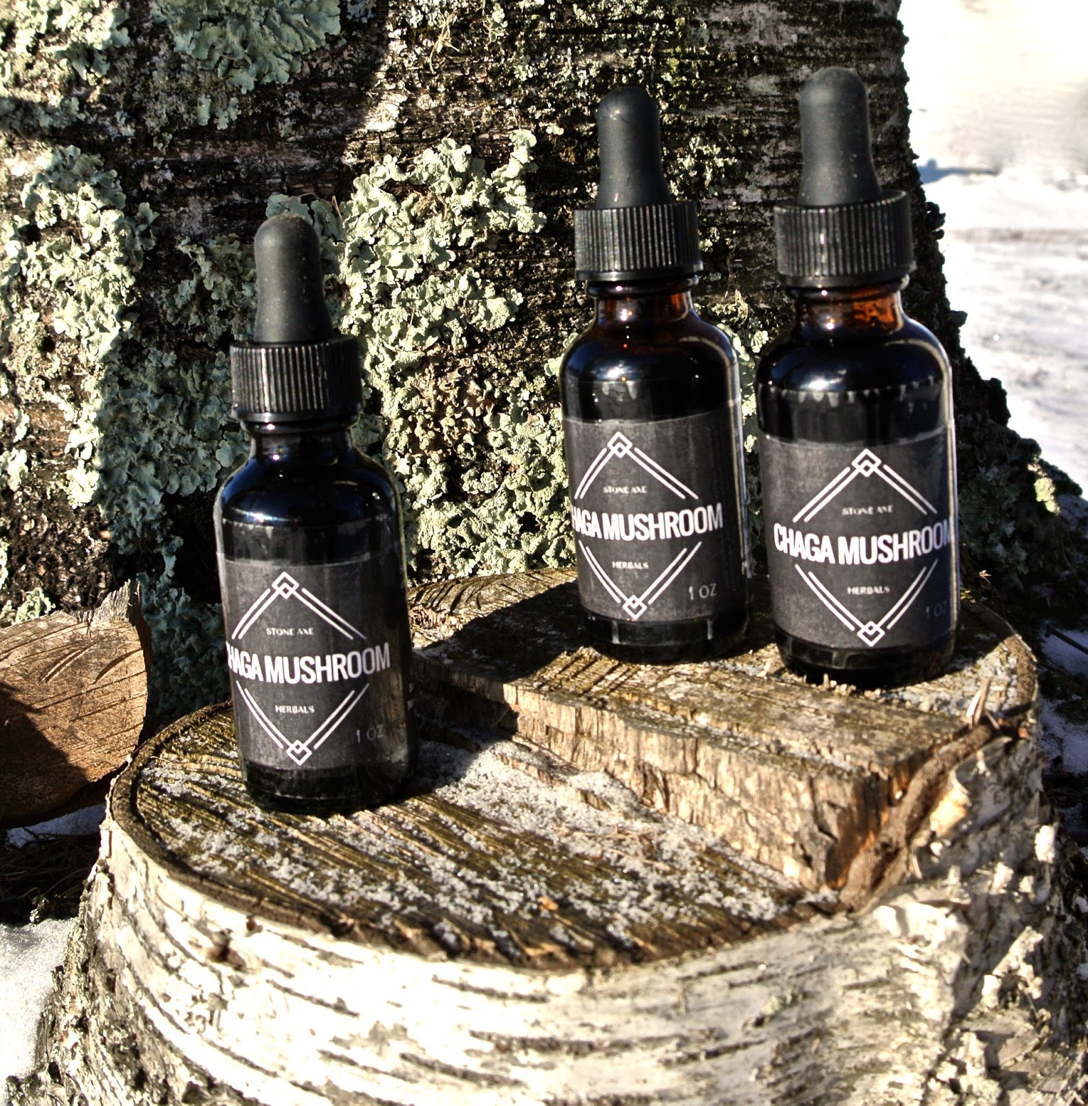 How to Make Chaga Tincture (Double Extraction Method)
