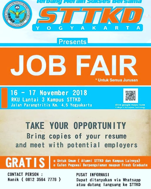 Job Fair STTKD Yogyakarta