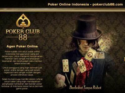 Poker Club 88 Poker Club 88 Tanpa Bot