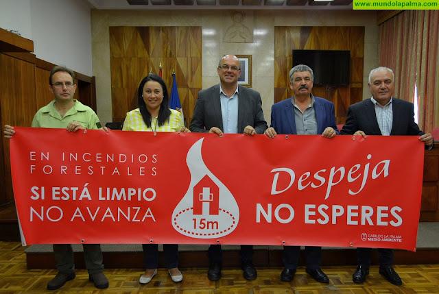 La Palma contará con más de 400 efectivos en la campaña contra incendios forestales