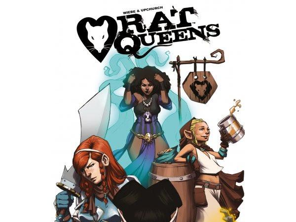 [Comic] Präsentation Rat Queens
