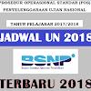 Jadwal UN 2018 Lengkap (UNKP, UNBK SMP, SMA , SMK)