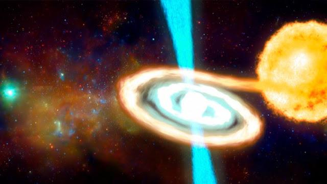 Revelan el posible origen de un misterioso resplandor en el centro de la Vía Láctea