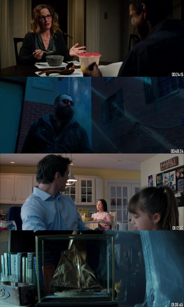 The Equalizer 2 (2018) BRRip 720p 480p Dual Audio Hindi English Full Movie Download