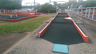 Putt Putt Fun Center in Hickory, North Carolina by Pat Sheridan